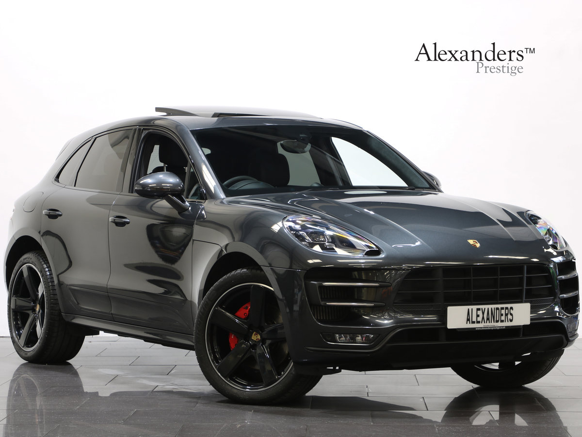 2017 17 17 PORSCHE 3.6T MACAN TURBO PDK AUTO For Sale (picture 1 of 6)