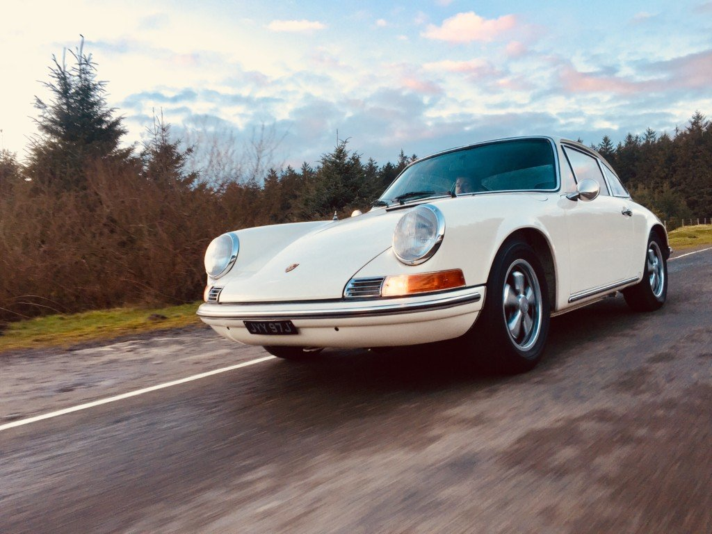1971 Porsche 911T  For Sale (picture 1 of 6)