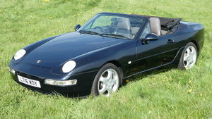 1994 994 Porsche 968 Cabriolet Tiptronic 42,000  For Sale