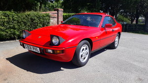 Porsche 924S 1985 74k Miles Owned Since 1992 Manual 2.5L 2+2 SOLD