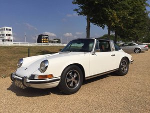 Porsche 911 Targa 2.4T MFI  1972 For Sale