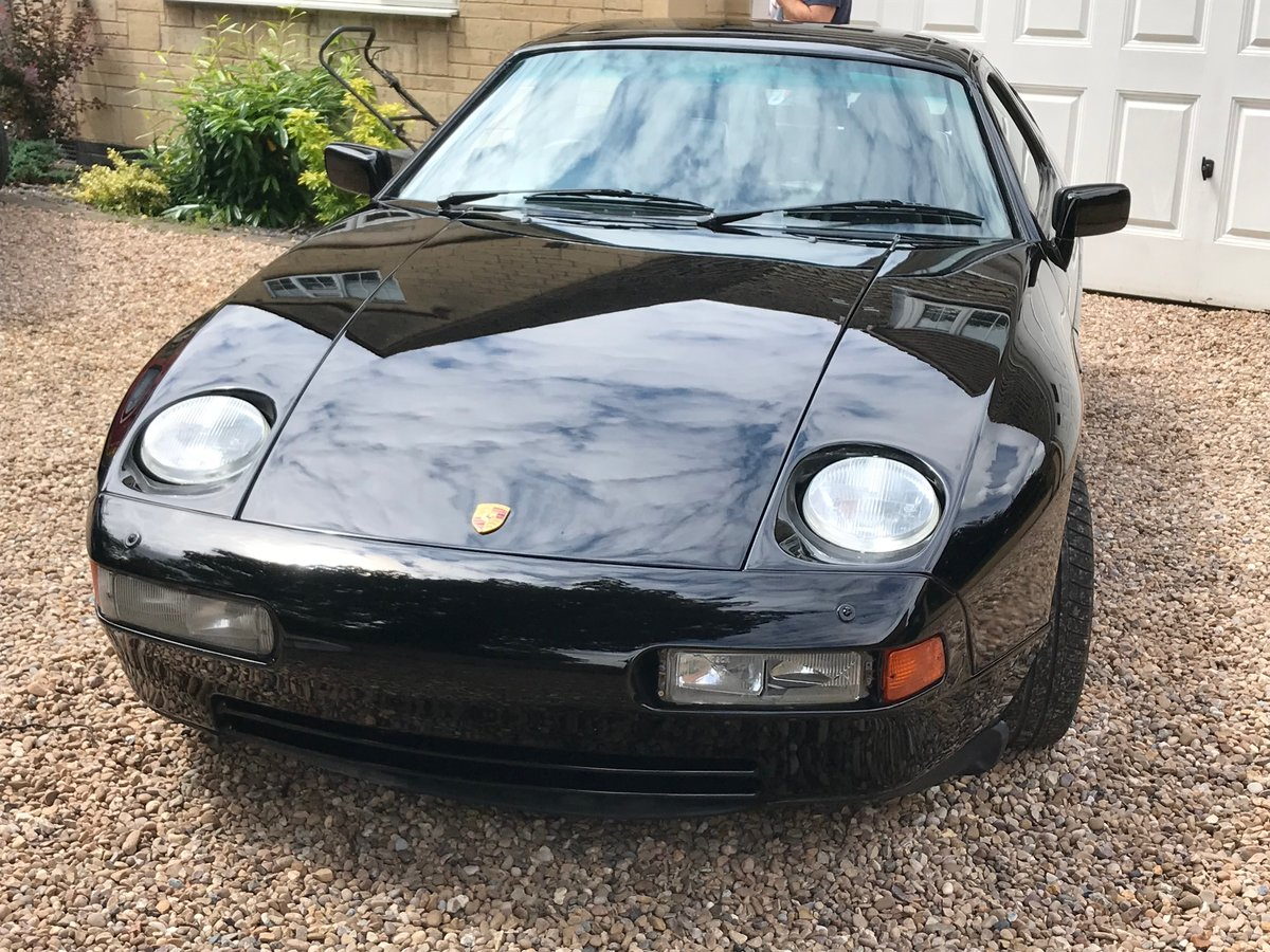 1991 Porsche 928 RARE GT Manual For Sale (picture 6 of 6)