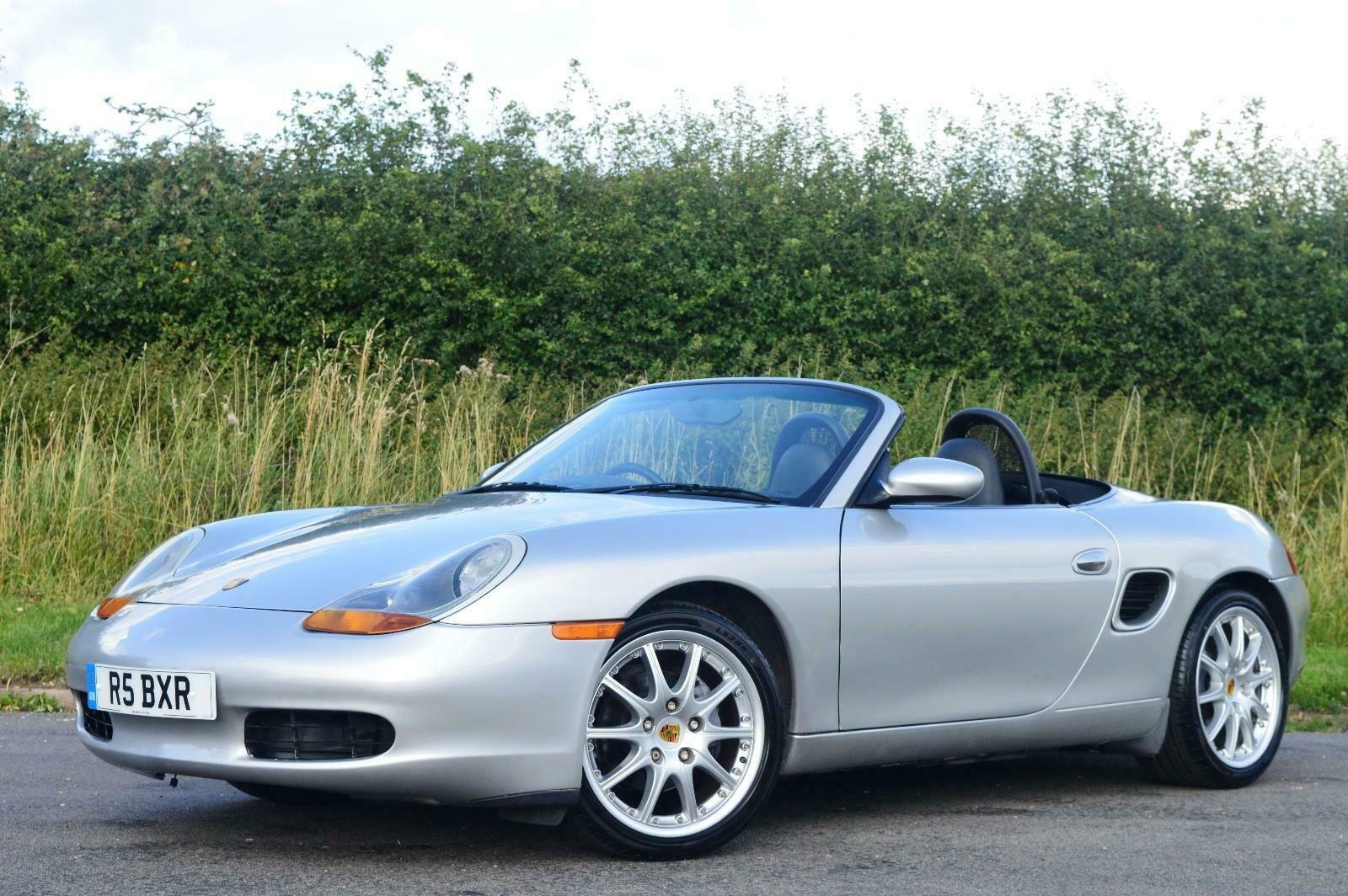 1998 Porsche Boxster 986 2.5 Manual Petrol Convertible F.S.H SOLD (picture 2 of 6)