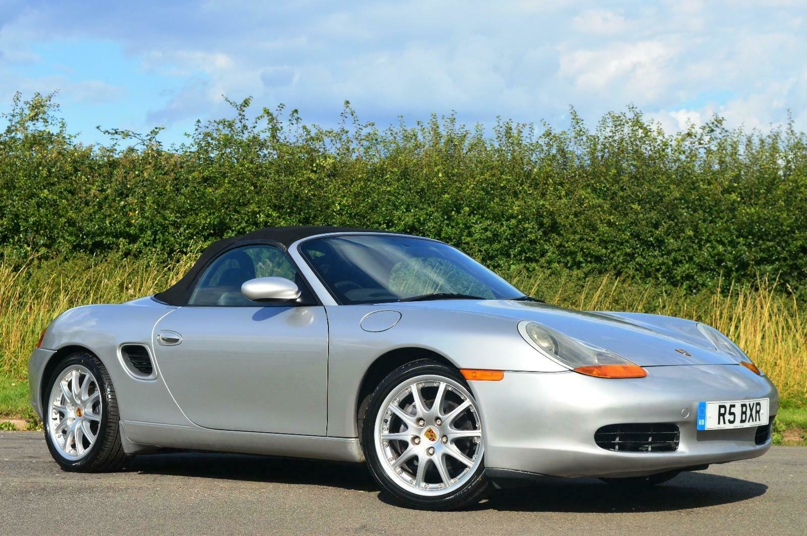1998 Porsche Boxster 986 2.5 Manual Petrol Convertible F.S.H SOLD (picture 4 of 6)