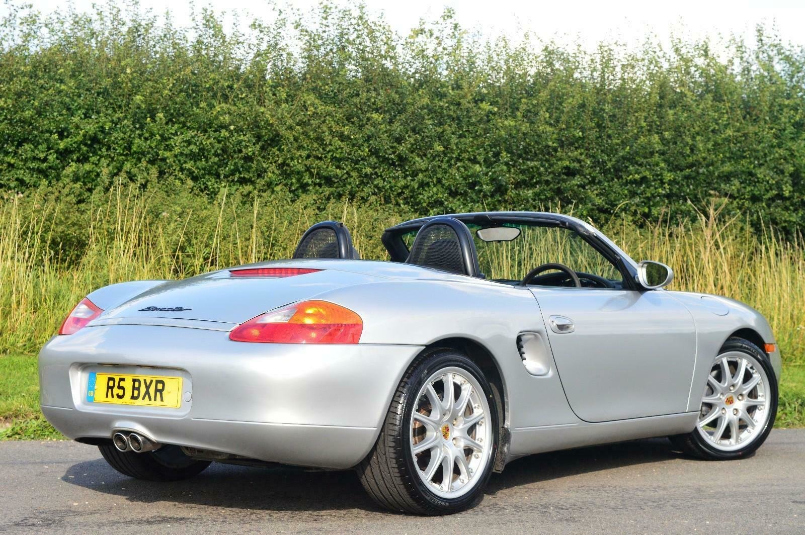 1998 Porsche Boxster 986 2.5 Manual Petrol Convertible F.S.H SOLD (picture 5 of 6)
