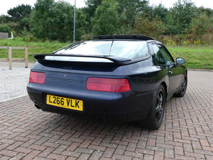 1993 Porsche 968 3.0 6-speed manual low mileage For Sale