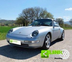 Porsche 911 Coupè 993 Carrera 2, anno 1994, manutenzione cu For Sale