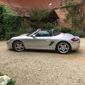 2005 Porsche Boxster S 3.2 987 S For Sale