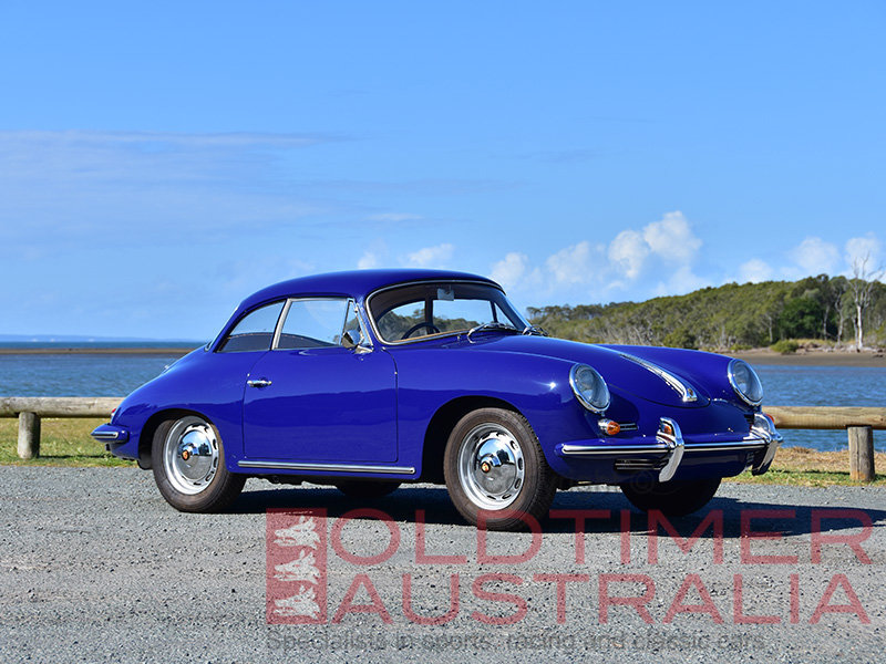 1961 Porsche 356B Notchback For Sale (picture 1 of 6)