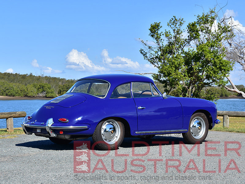 1961 Porsche 356B Notchback For Sale (picture 2 of 6)