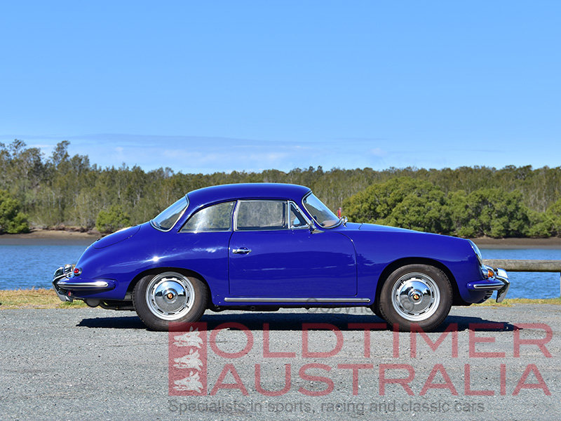 1961 Porsche 356B Notchback For Sale (picture 3 of 6)