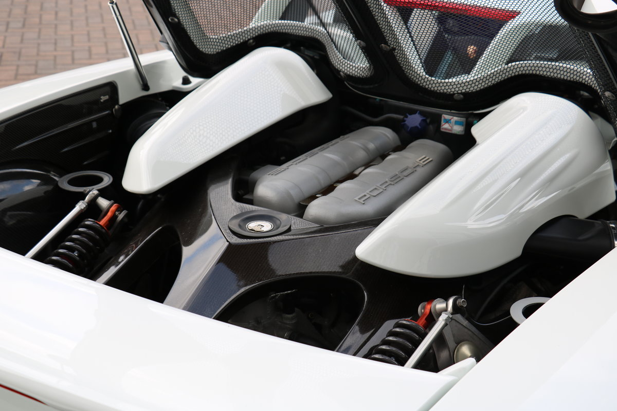 2004 Porsche Carrera GT - White For Sale (picture 6 of 6)