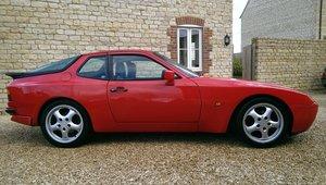 1986 Porsche 944 Lux S2  For Sale