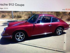 1969 912 No Rust ..complete Restoration as original.