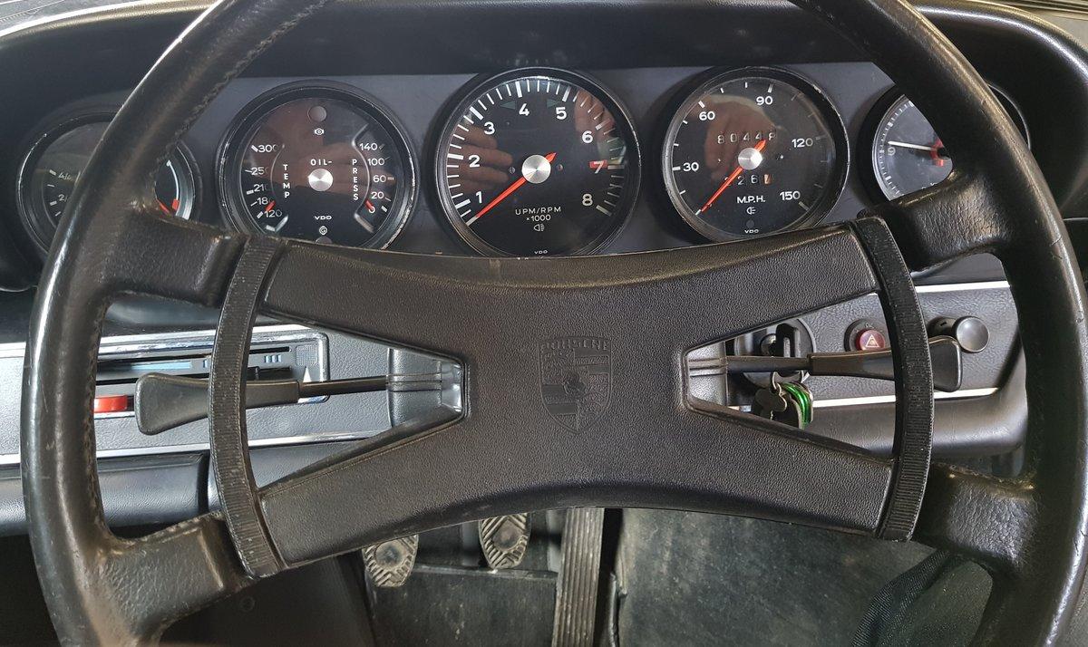 1973 Porsche 911E RHD For Sale (picture 2 of 6)