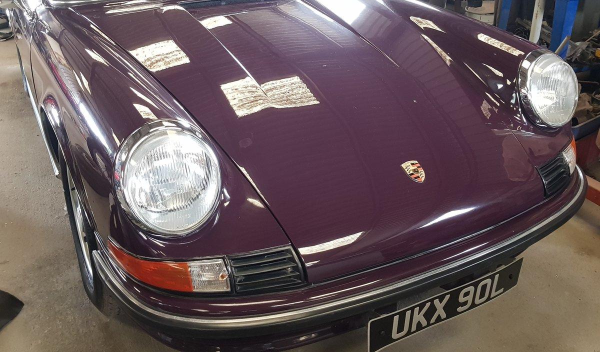 1973 Porsche 911E RHD For Sale (picture 3 of 6)