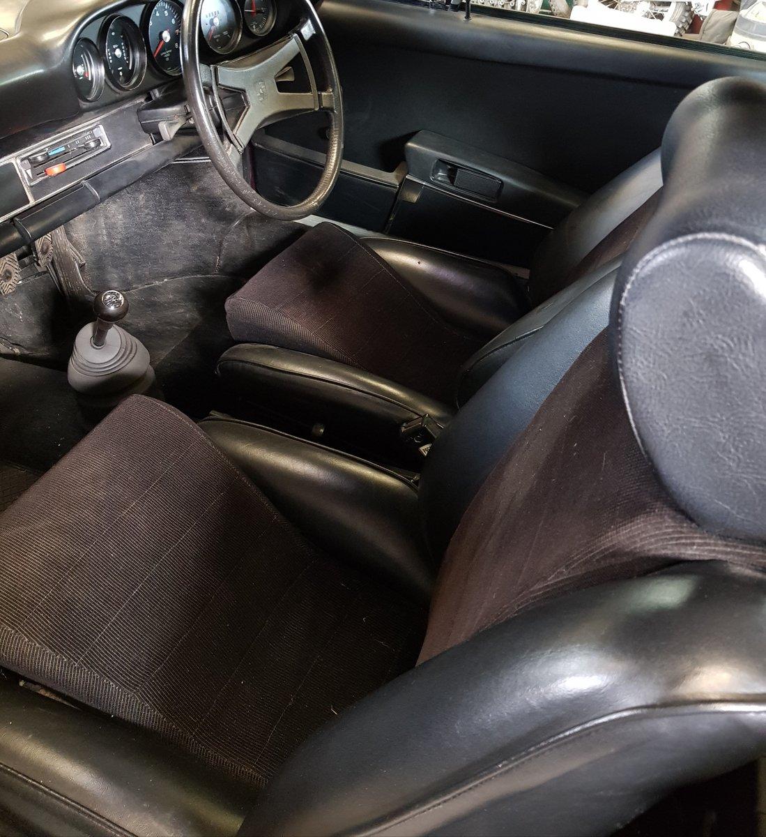 1973 Porsche 911E RHD For Sale (picture 6 of 6)