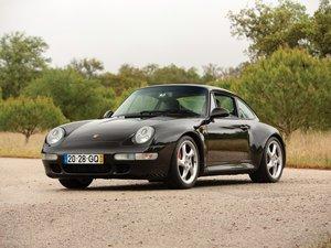 1996 Porsche 911 Carrera 4S Coup