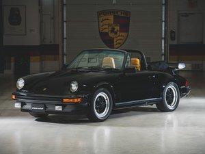 1983 Porsche 911 SC Cabriolet  For Sale by Auction