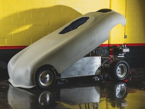 1956 Porsche 356 Speedster Dragster  For Sale by Auction