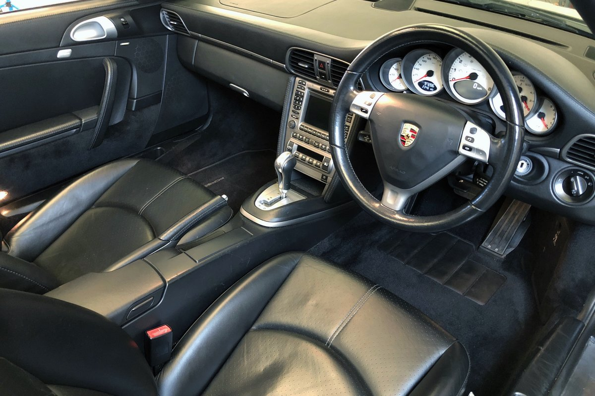 2005 Porsche 997 Carrera Cabriolet Tiptronic  For Sale (picture 4 of 6)