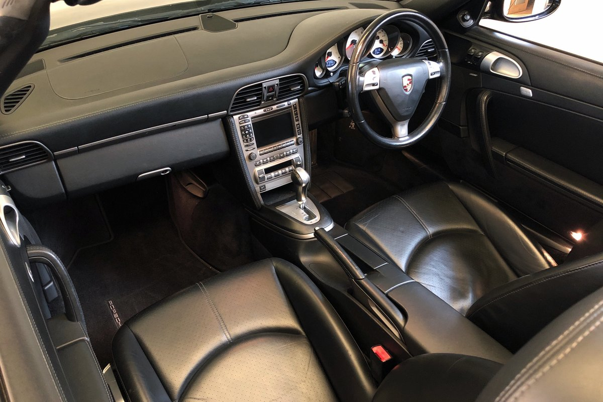 2005 Porsche 997 Carrera Cabriolet Tiptronic  For Sale (picture 6 of 6)