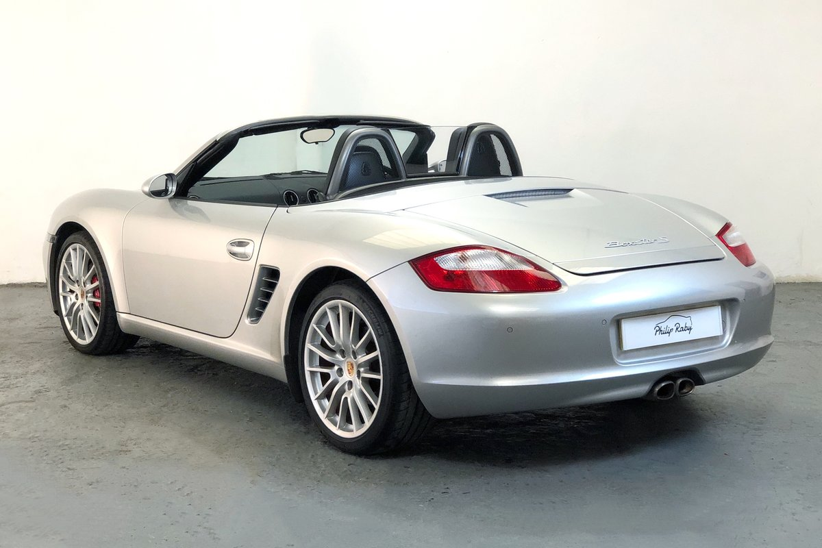 2006 Porsche 987 Boxster S. Low mileage, great history For Sale (picture 2 of 6)