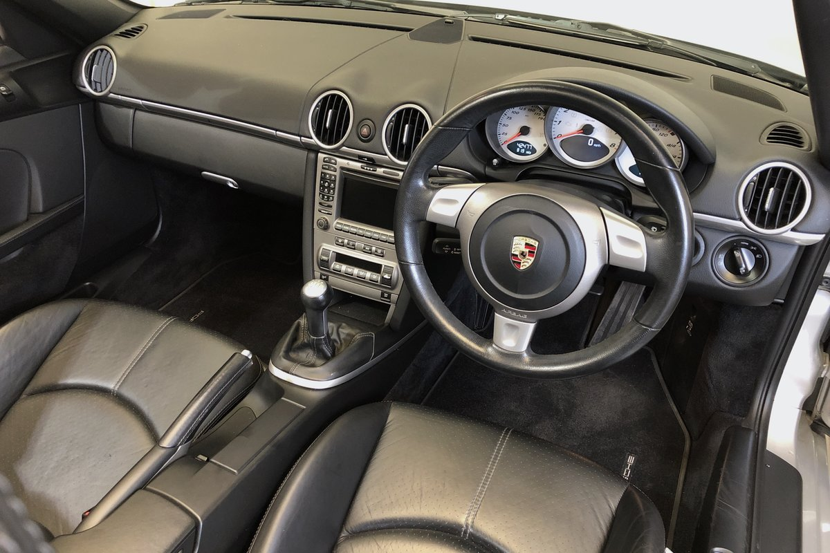 2006 Porsche 987 Boxster S. Low mileage, great history For Sale (picture 4 of 6)