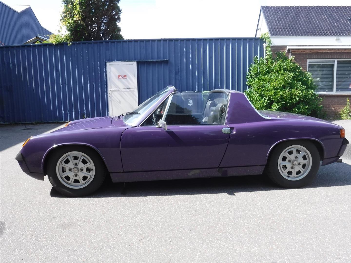 1973 Porsche 914 2.0 purple! For Sale (picture 2 of 6)
