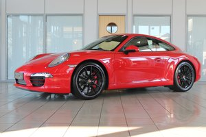 2012/12 911 (991) 3.8 C2S PDK Coupe For Sale