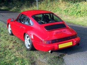 1992 PORSCHE 964 RS FOR SALE For Sale