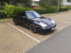 2003 Porsche 911 996 Techart turbo Replica For Sale