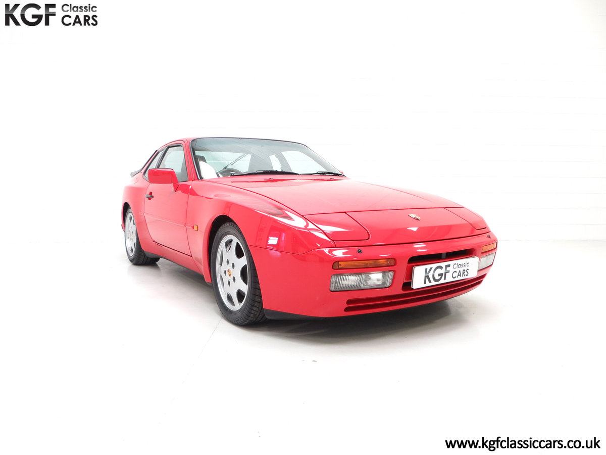 1988 A Multiple Porsche Club GB Concours Winning 944 Turbo S SOLD (picture 1 of 6)