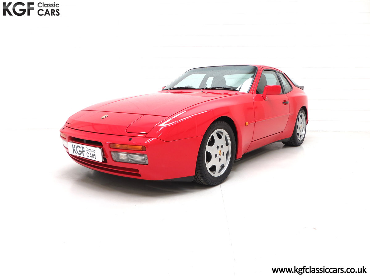 1988 A Multiple Porsche Club GB Concours Winning 944 Turbo S SOLD (picture 2 of 6)
