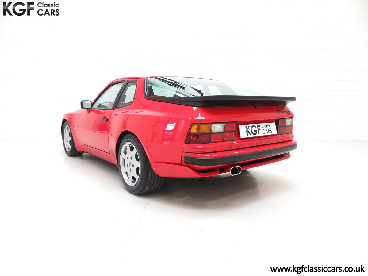 1988 A Multiple Porsche Club GB Concours Winning 944 Turbo S SOLD (picture 4 of 6)
