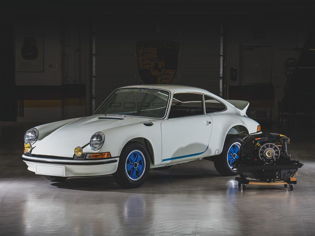1973 Porsche 911 Carrera RS 2.7 Touring  For Sale by Auction (picture 1 of 6)