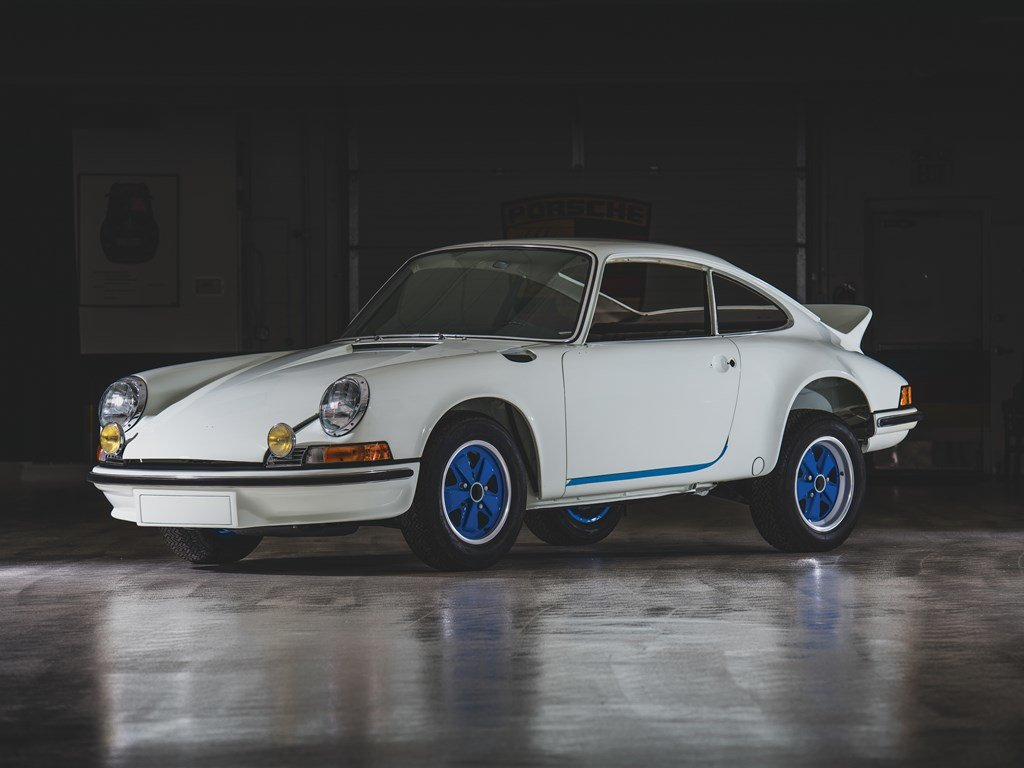 1973 Porsche 911 Carrera RS 2.7 Touring  For Sale by Auction (picture 6 of 6)