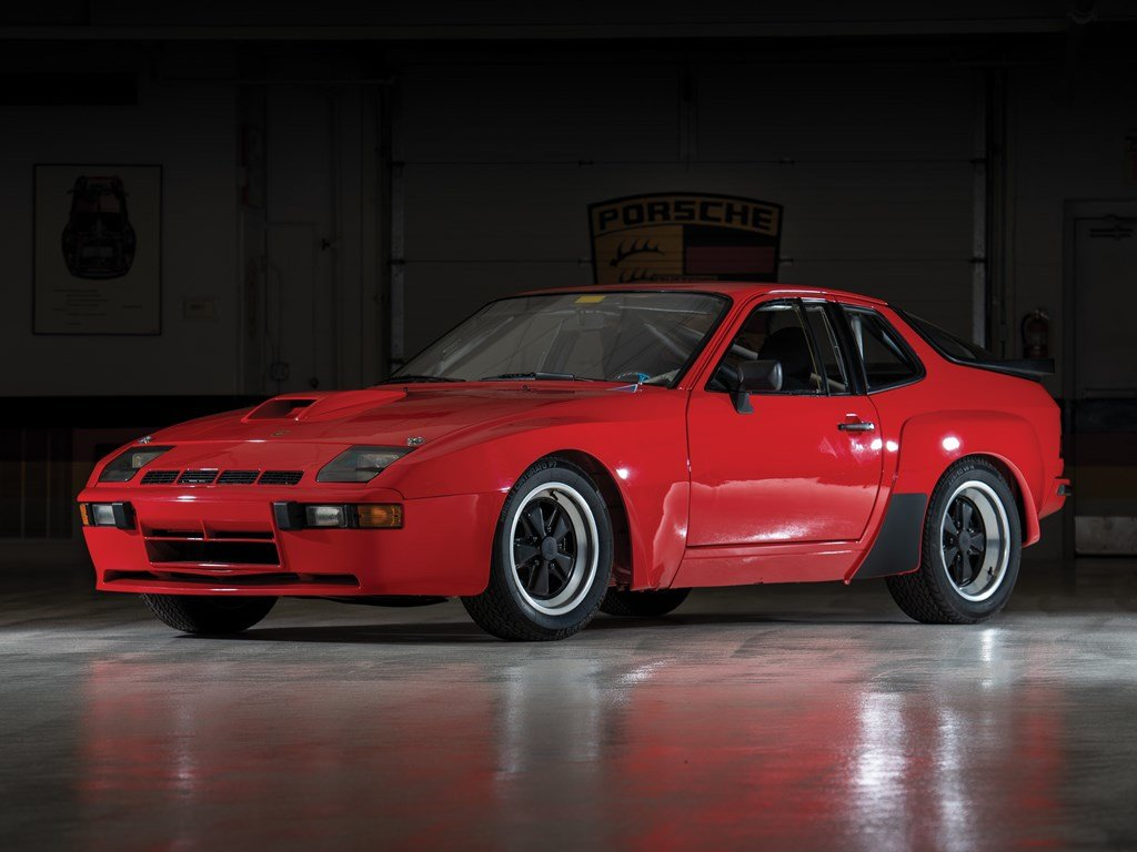 1981 Porsche 924 Carrera GTS Clubsport  For Sale by Auction (picture 1 of 6)