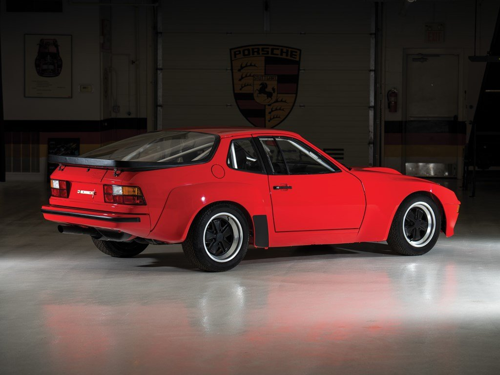 1981 Porsche 924 Carrera GTS Clubsport  For Sale by Auction (picture 2 of 6)