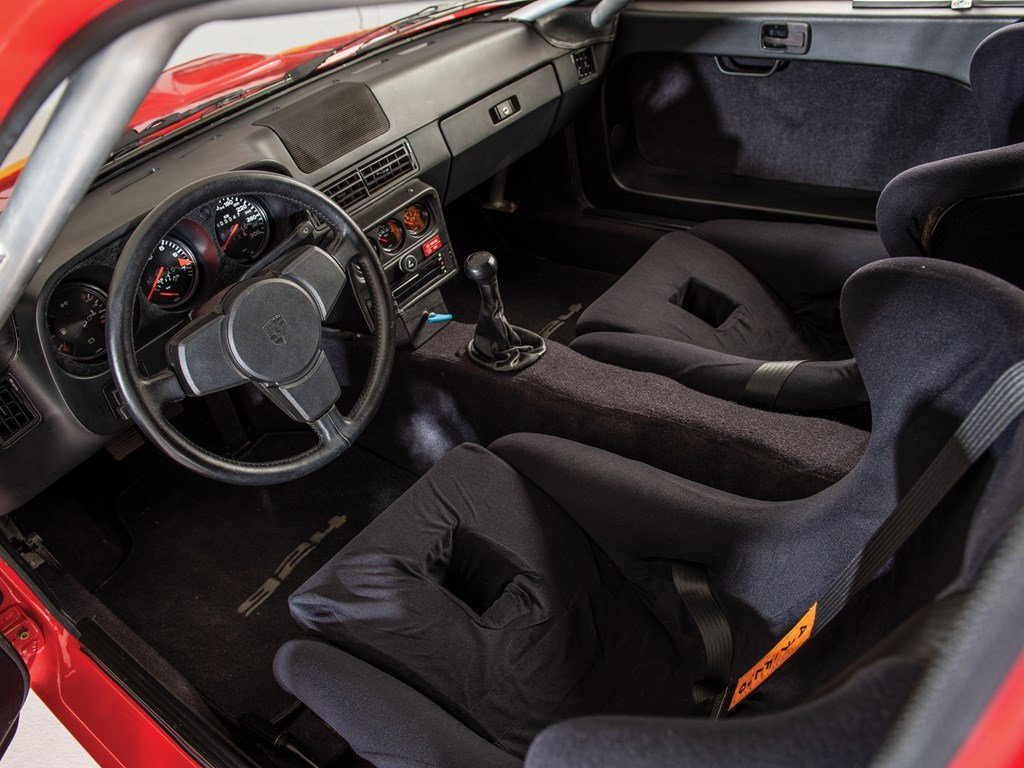 1981 Porsche 924 Carrera GTS Clubsport  For Sale by Auction (picture 4 of 6)