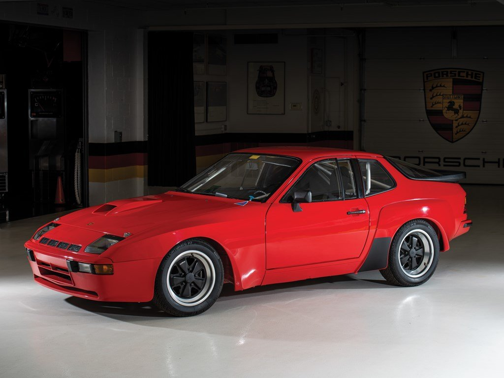 1981 Porsche 924 Carrera GTS Clubsport  For Sale by Auction (picture 5 of 6)