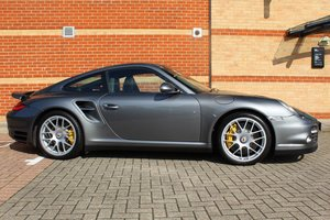 Porsche 911 997.2 Turbo S 2011 (11) For Sale