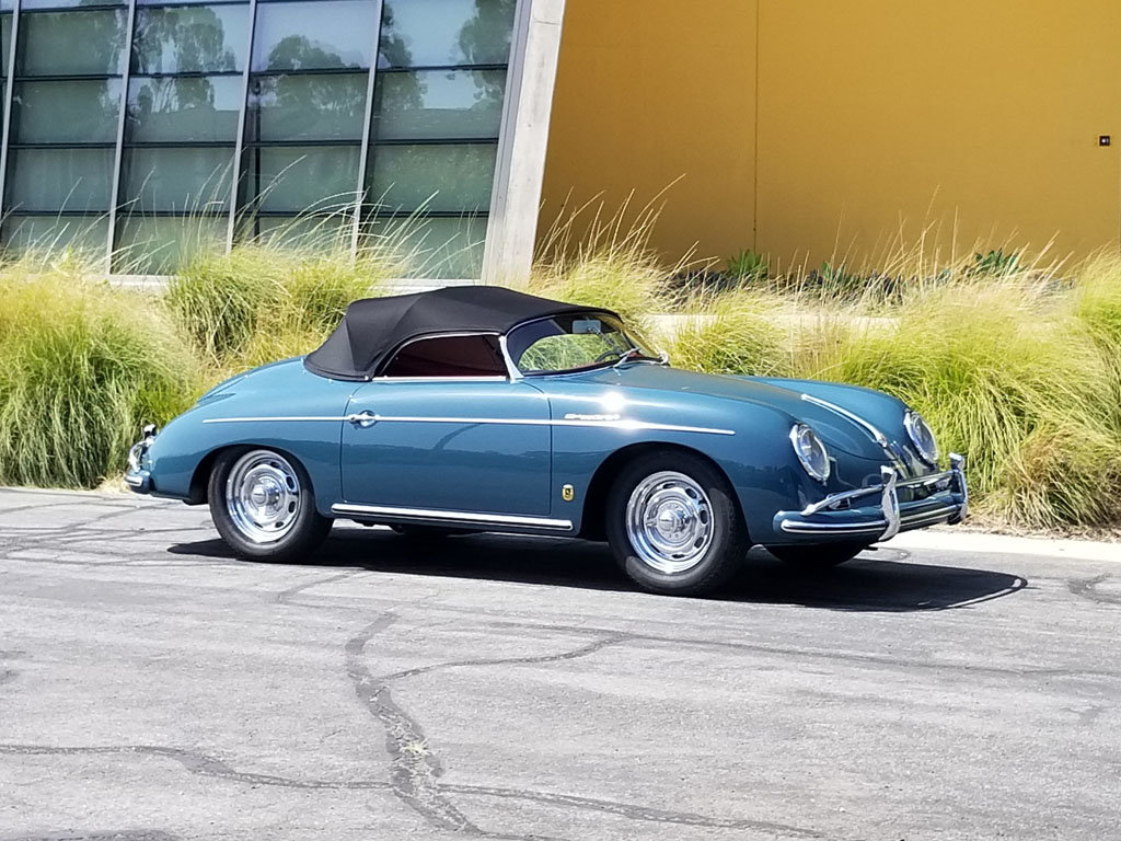 For Sale - 1958 Porsche 356 T2 Speedster For Sale (picture 2 of 6)