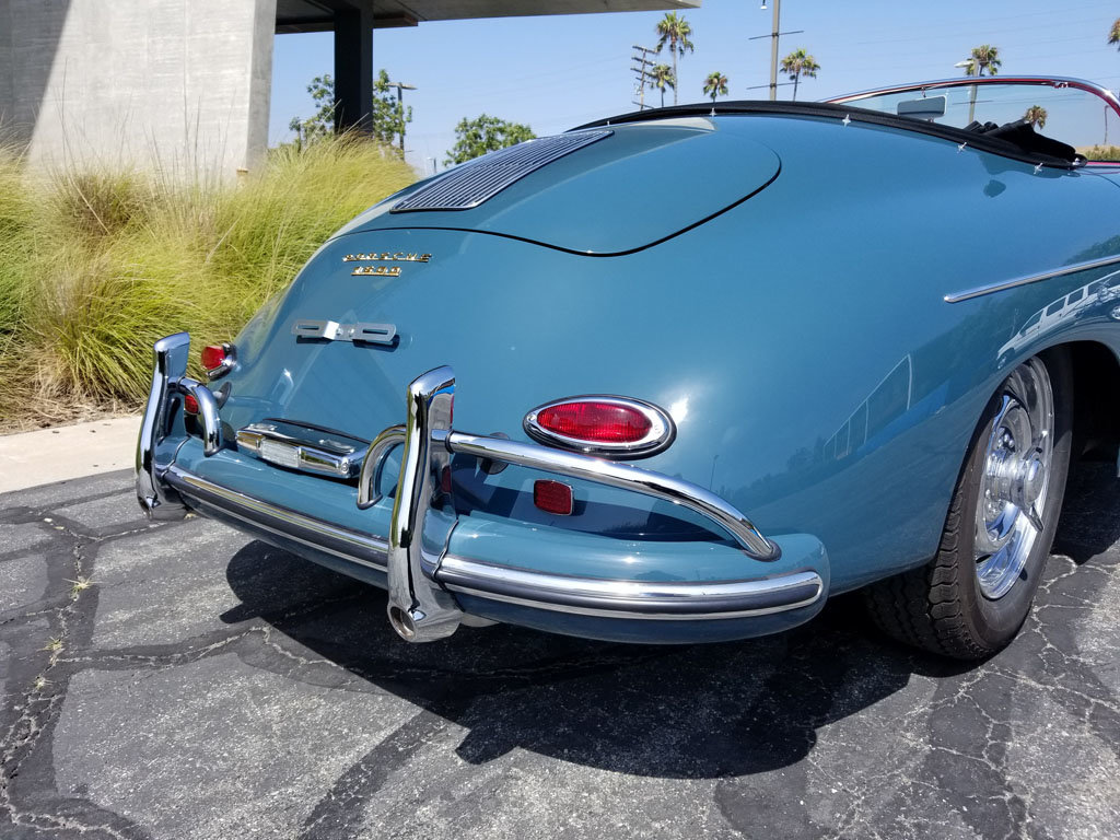 For Sale - 1958 Porsche 356 T2 Speedster For Sale (picture 3 of 6)