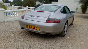 1998 Porsche  911 / 996  Coupe Tiptronic  3.4 For Sale
