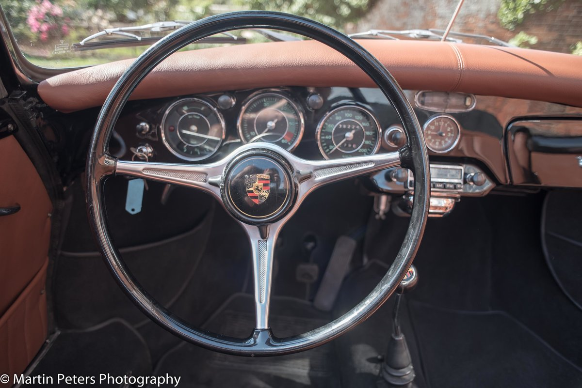 Porsche 356 B T5 Cabriolet 1961 For Sale (picture 7 of 24)