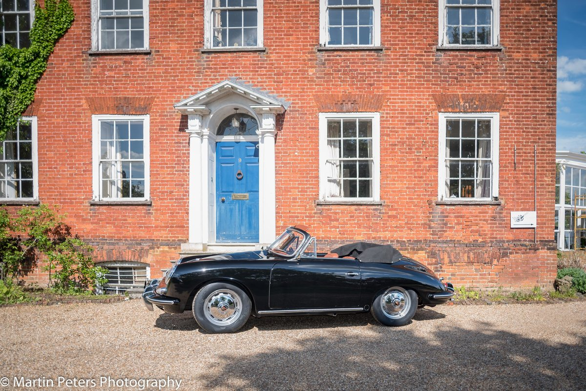 Porsche 356 B T5 Cabriolet 1961 For Sale (picture 9 of 24)
