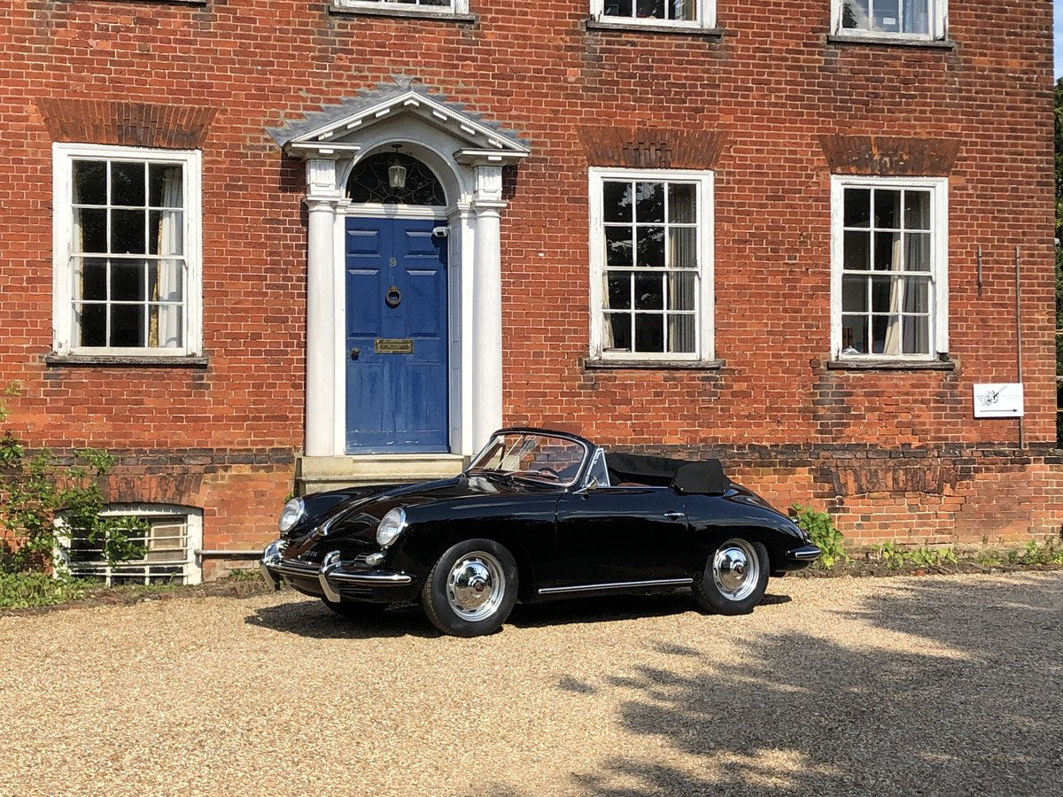 Porsche 356 B T5 Cabriolet 1961 For Sale (picture 22 of 24)