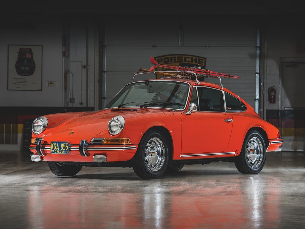 1969 Porsche 912 Coupe by Karmann For Sale by Auction (picture 1 of 6)