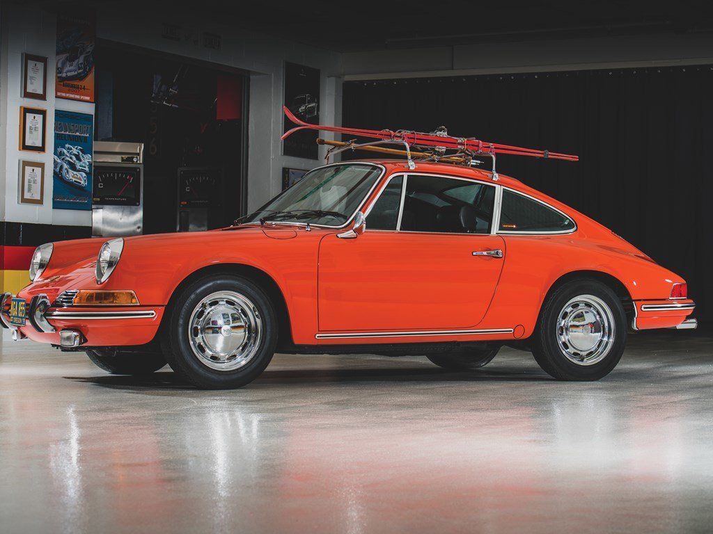 1969 Porsche 912 Coupe by Karmann For Sale by Auction (picture 5 of 6)